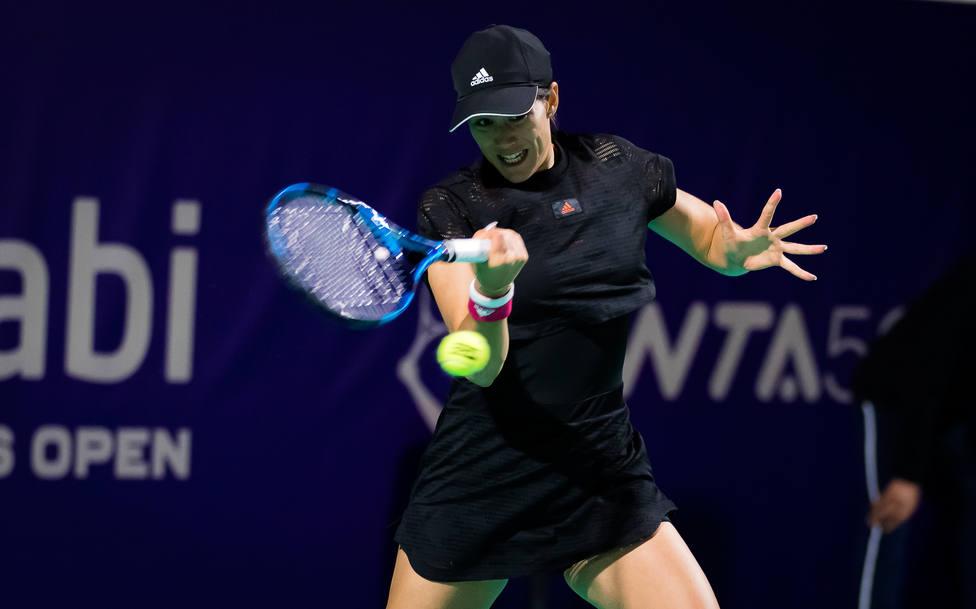 2021 Abu Dhabi WTA Womens Tennis Open Round 1
