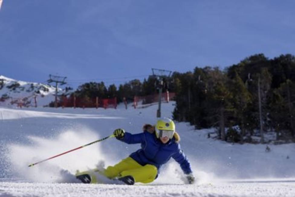Esquí Pirineo