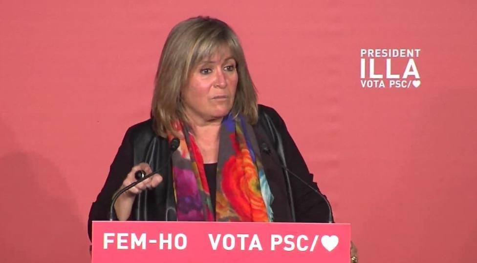 Marín (PSC) critica el acuerdo para no pactar con Illa que va contra la convivencia