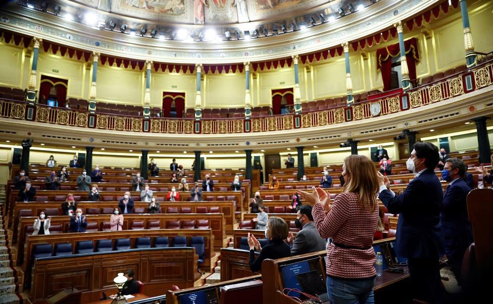 El Congreso publica las declaraciones de intereses económicos de todos los diputados