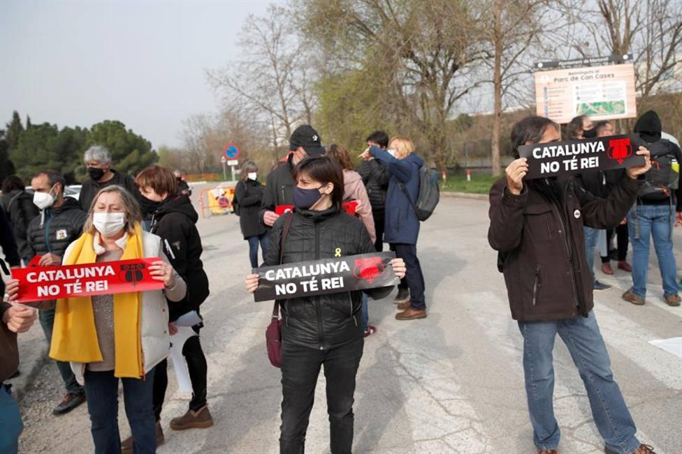 Los CDR tratan de boicotear la visita de Felipe VI a la planta de Seat en Martorell