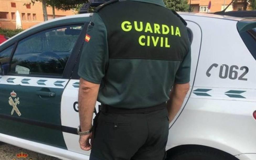 La Guardia Civil le intervino la escopeta de caza con la que efectuó el disparo