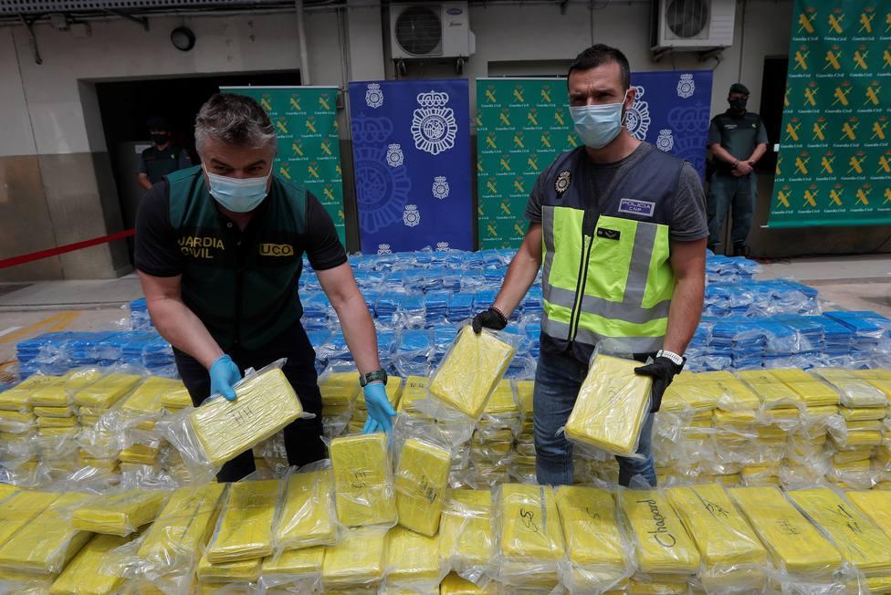 La Jefa, detenida en Barcelona por introducir cocaína en EEUU, tenía residencia legal en España desde 2001