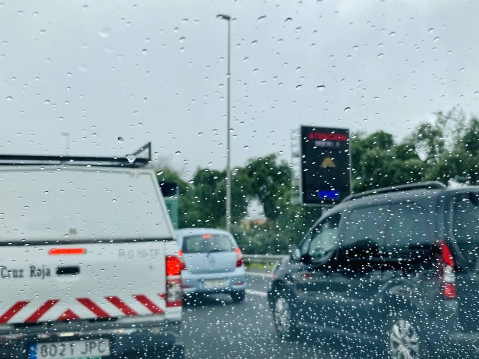 Tenerife lluvia