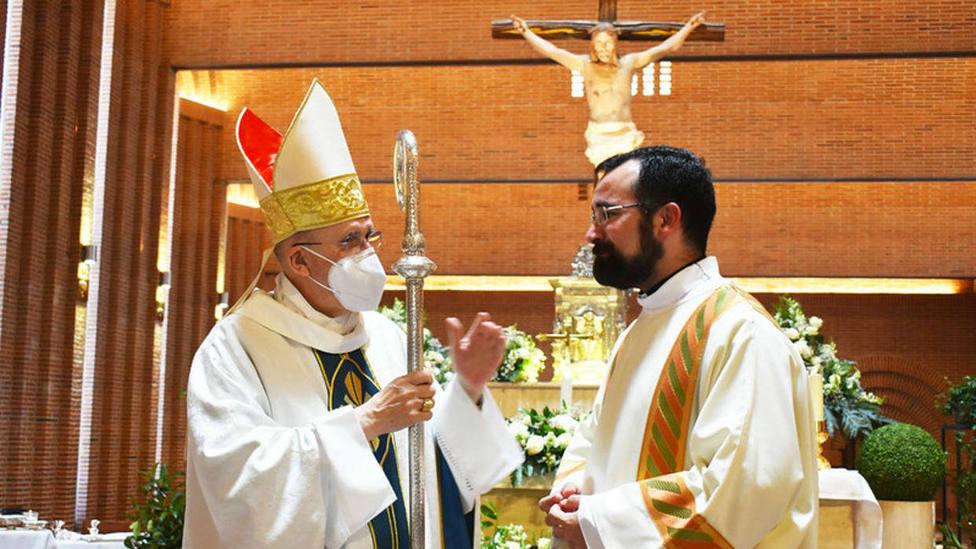 El Card. Osoro ordenará sacerdote al legionario de Cristo Ignacio Rubio en la parroquia de Santa María de Caná