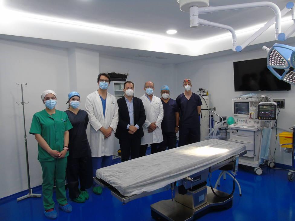 Un paso adelante en el centro de especialidades médicas del centro de Andalucía