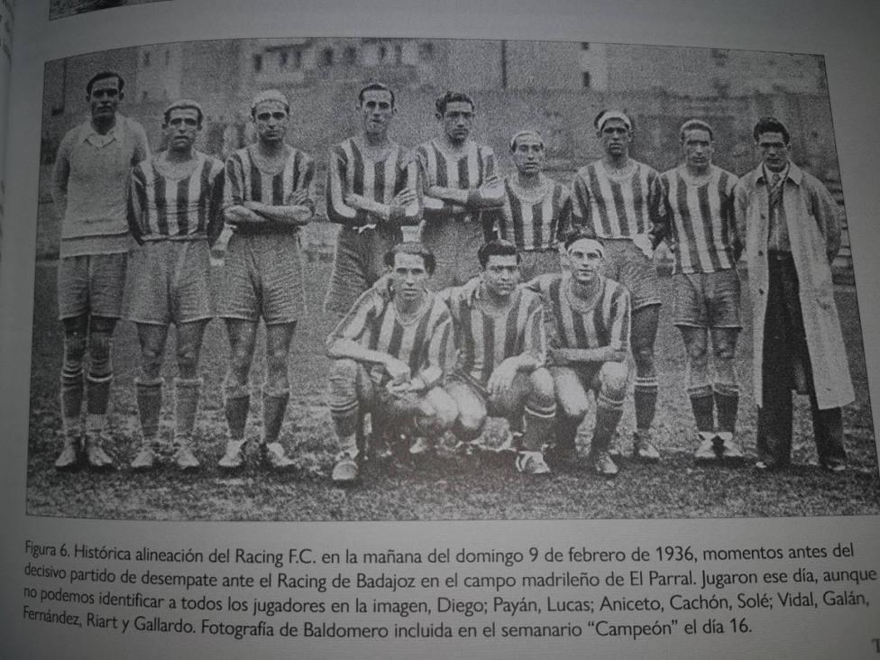 Cuando la Balona le metió un 22-0 al Racing F.C. de Córdoba que terminó ascendiendo a Segunda