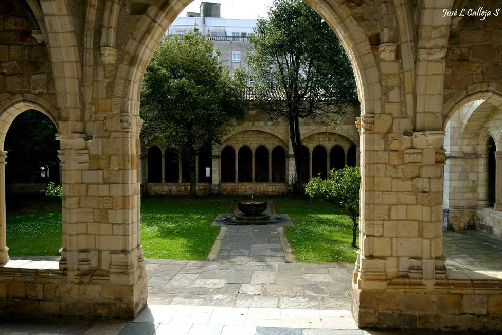 El claustro podrá ser visitado por vecinos y turistas