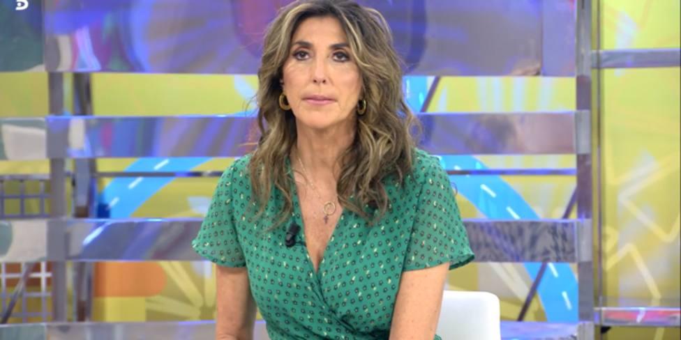 Paz Padilla pone una condición a Telecinco para seguir presentando Sálvame: Ya no quiero venir