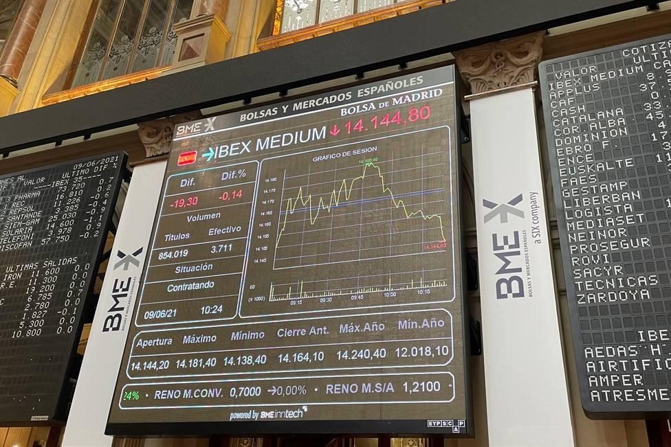La Bolsa cierra en ligeramente en positivo gracias a las empresas relacionadas con el turismo y los viajes