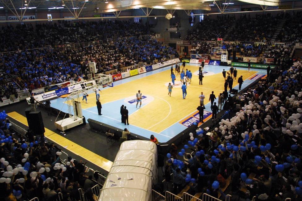 Partido del Club Baloncesto Breogán