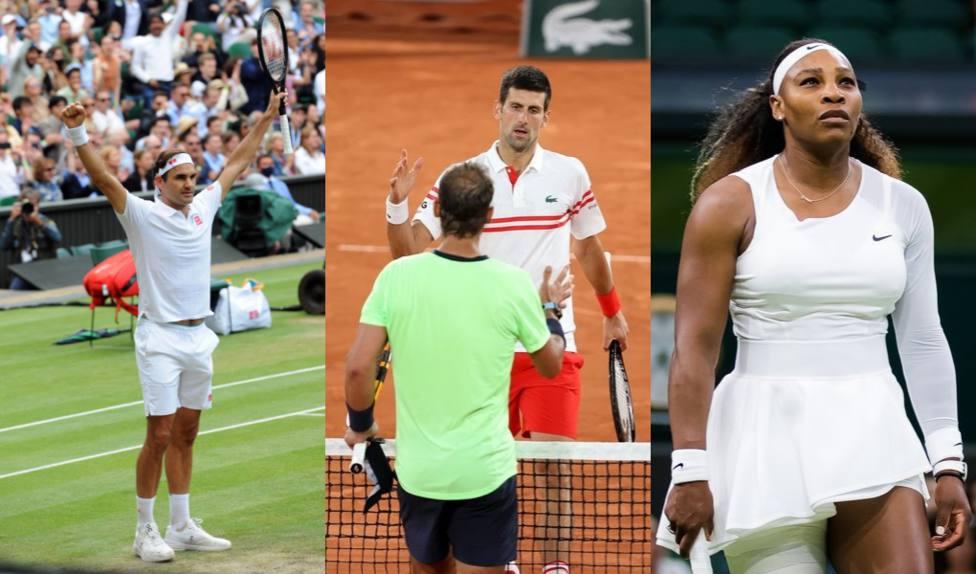 Djokovic, Nadal, Federer, Serena Williams, Barty y Osaka estarán en el US Open