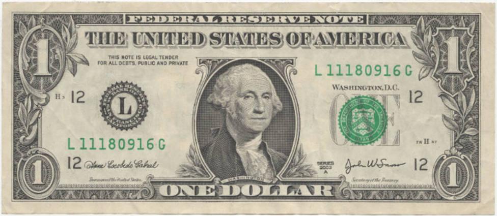 Dolar Blue, la historia de una moneda desconocida