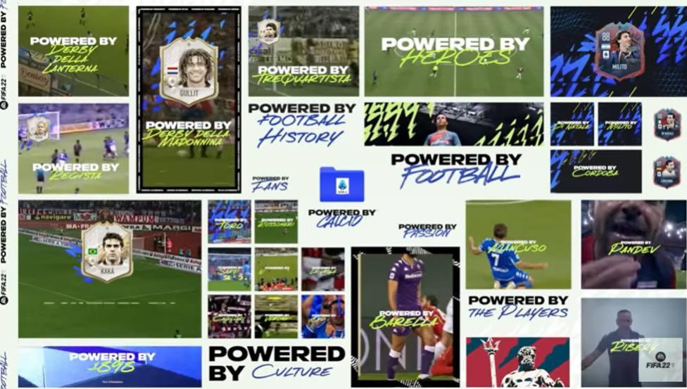 EA SPORTS y Lega Serie A en Fifa 22