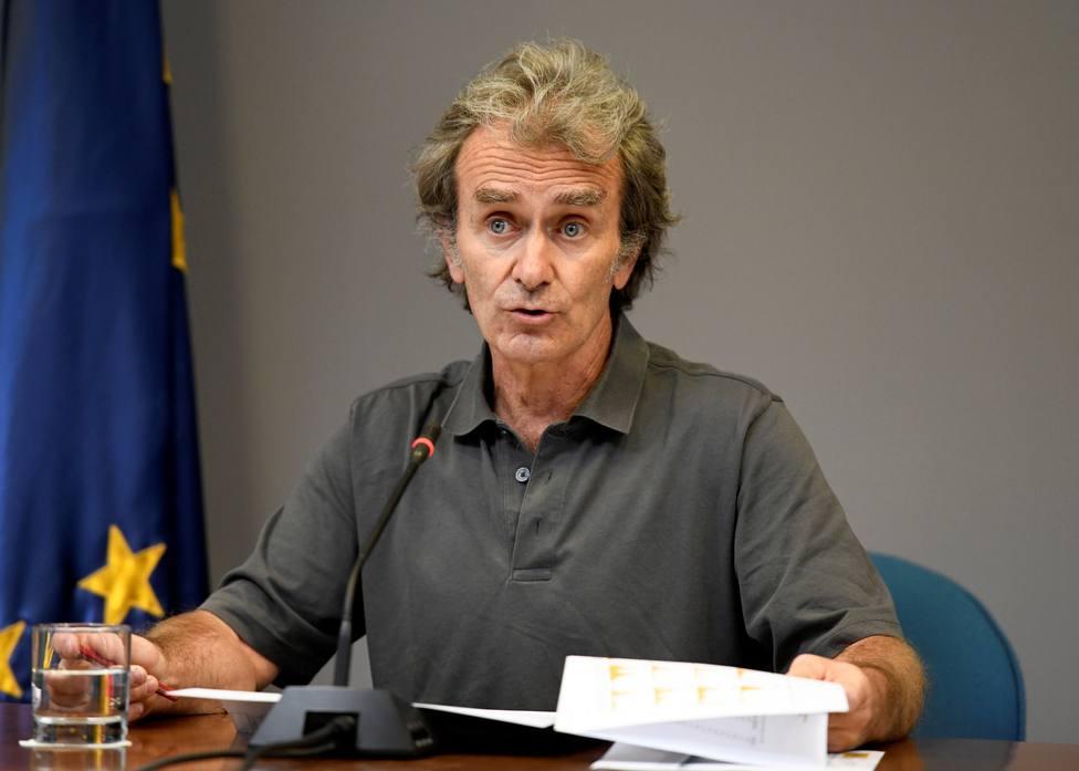Un Juzgado de Madrid investiga a Fernando Simón por la gestión de la pandemia de coronavirus