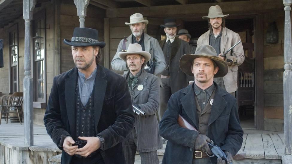 """TRECE estrena el sábado la película nominada a dos Óscar """"El tren de las 3:10"""""""