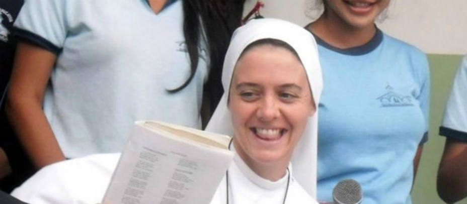 Hna Clare Crockett. Foto: Religionenlibertad.com