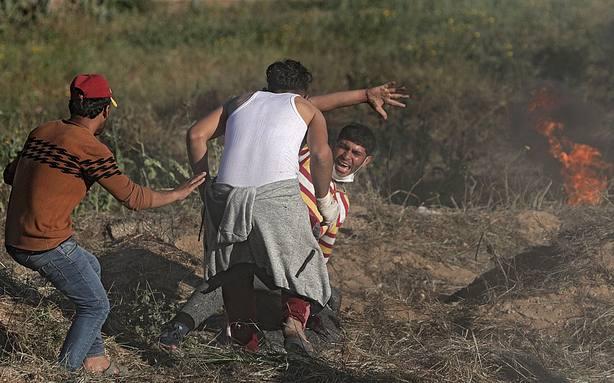 Francia pide a Israel que proteja a los civiles en Gaza