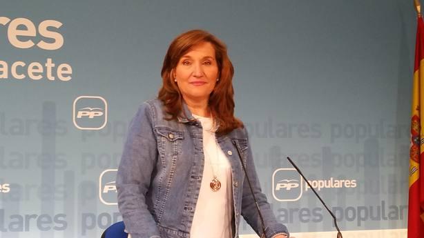 Rosario Rodriguez, senadora PP AB