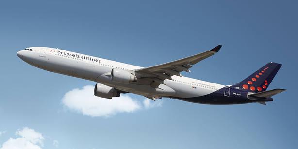 Tres de cada cuatro vuelos de Brussels Airlines, afectados por huelga de pilotos