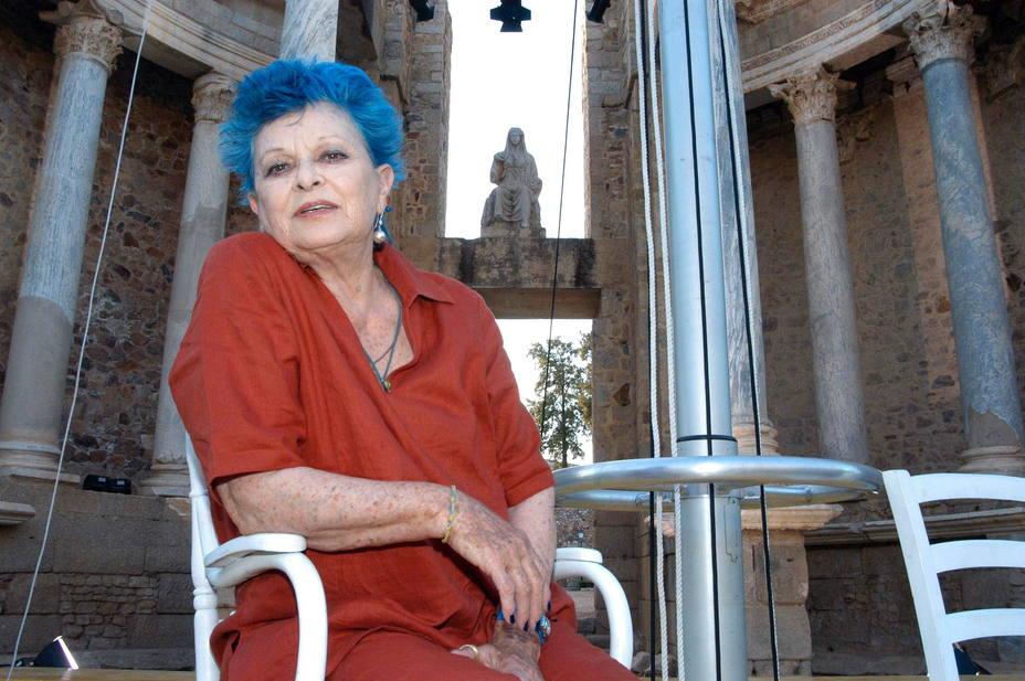 Piden dos años de cárcel para Lucía Bosé por vender un dibujo de Picasso que era de una empleada