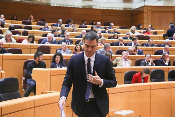 El PP pone en marcha este martes la comisión de investigación de la tesis de Sánchez en el Senado