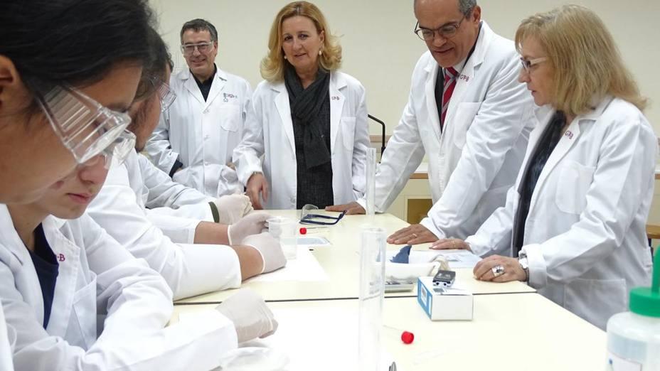 Proyecto Inclusivo de Ciencia en Colmenarejo