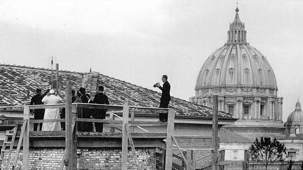 El día en que el Papa salió en la Radio