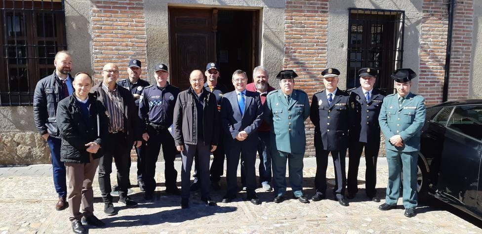 Aprobado el operativo de seguridad para las Jornadas Medievales de Oropesa