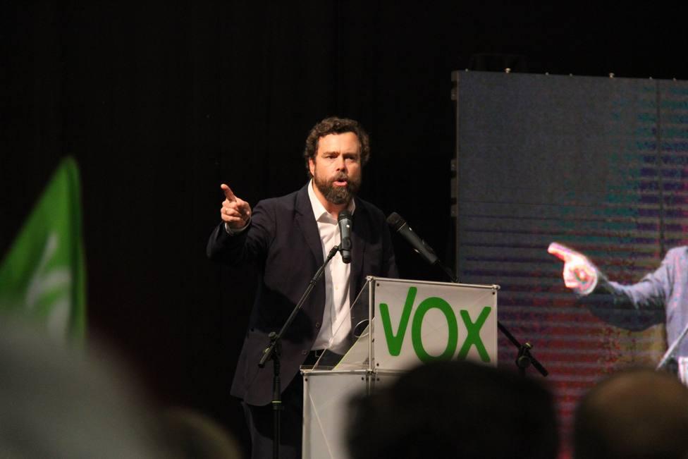 Vox, sobre Josu Ternera: Cuando las Fuerzas de Seguridad trabajan sin interferencias políticas las cosas salen mejor