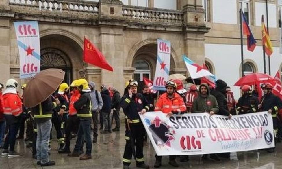 La Xunta acusa al alcalde de A Fonsagrada de desmantelar las emergencias en A Montaña