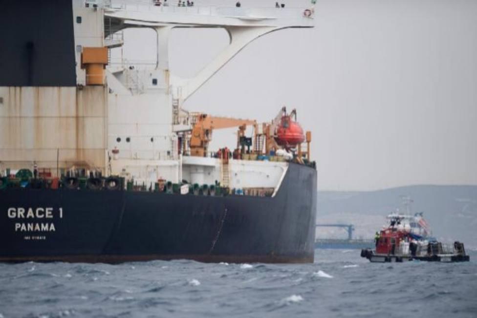 Gibraltar dispuesto a liberar el petrolero iraní si garantizan que no violará las sanciones de la UE