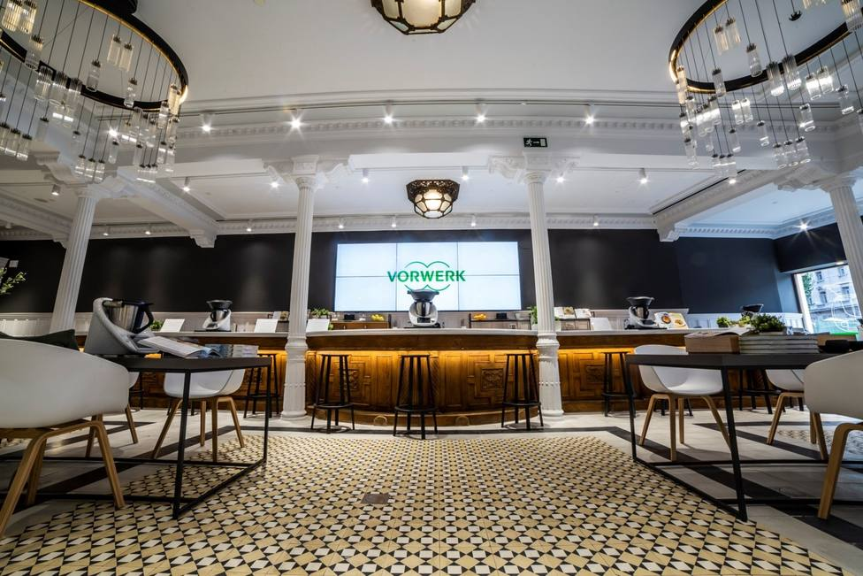 Thermomix (Vorwerk) abre en Bilbao su primera tienda en España