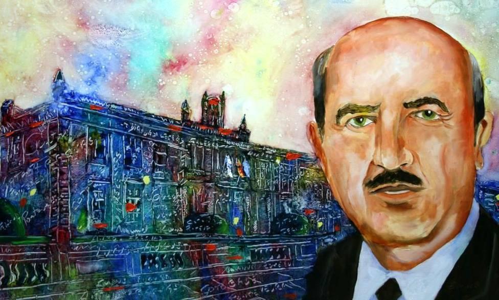 La Casa da Cultura de Vilalba próximo destino de un proyecto-homenaje a Antonio Fraguas