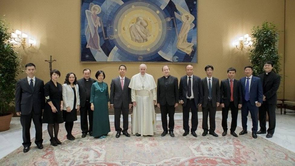 La Santa Sede y Vietnam se reúnen en el Vaticano