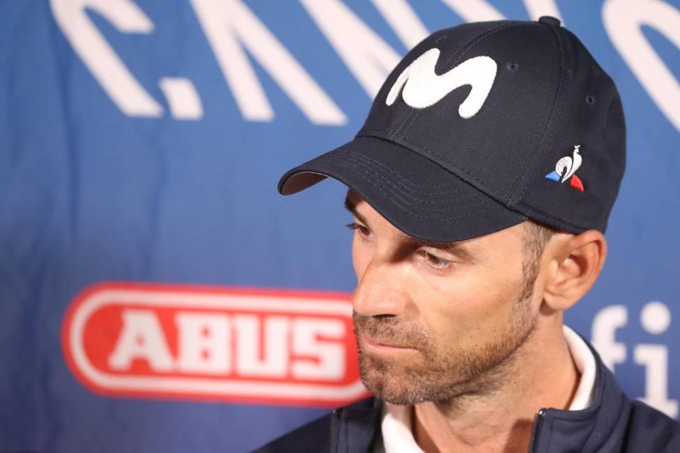 Alejandro Valverde: Un podio sería una buena recompensa