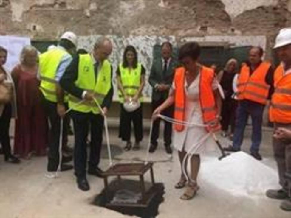Comienza la segunda fase de la rehabilitación del Convento de San Andrés en Málaga