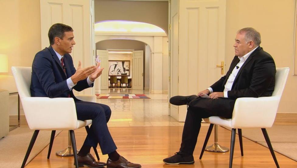 Sánchez asegura que podría ser presidente del Gobierno pero que no dormiría por las noches