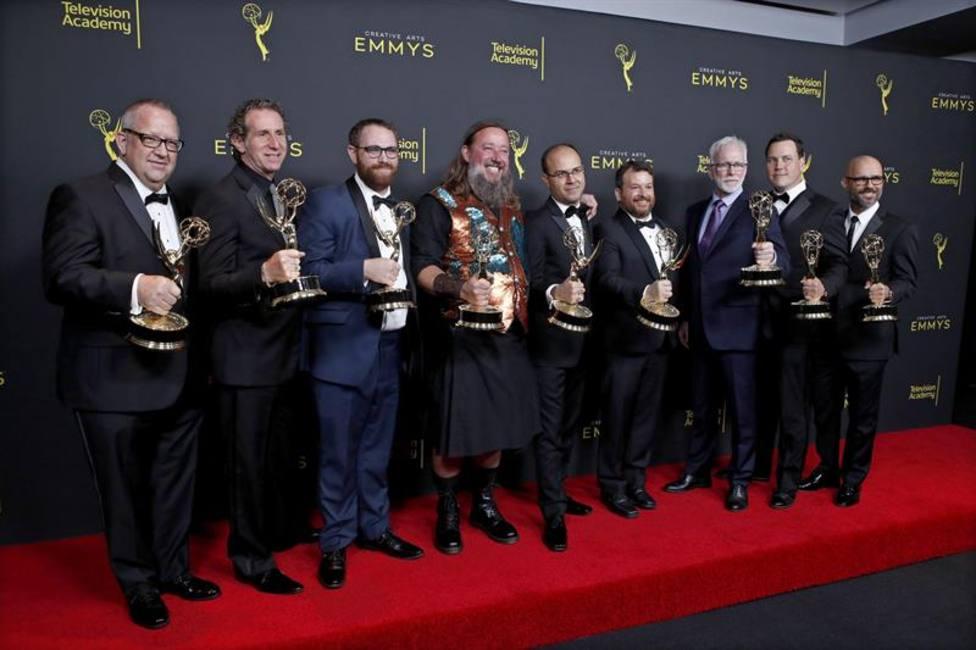 Juego de Tronos se despide reinando en los Emmy