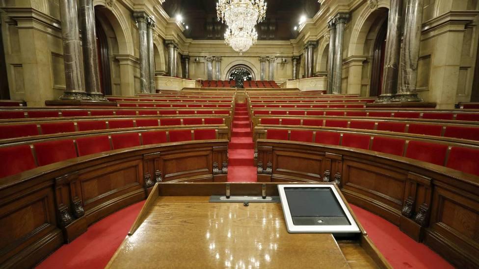 El Parlament debate y vota la moción de censura de Ciudadanos contra Quim Torra
