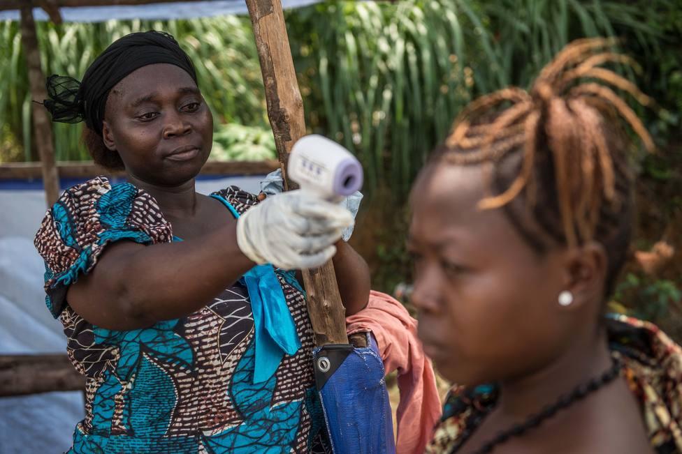 Así combate Cáritas el ébola en la República Democrática del Congo