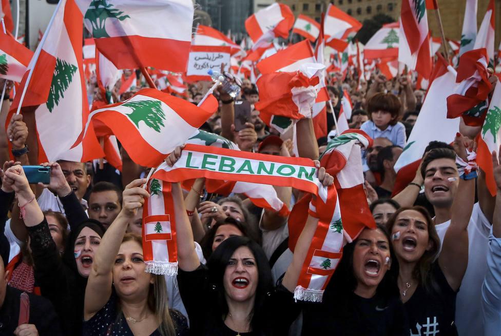 Expertos avisan de la posibilidad de una segunda Primavera Árabe en 2020