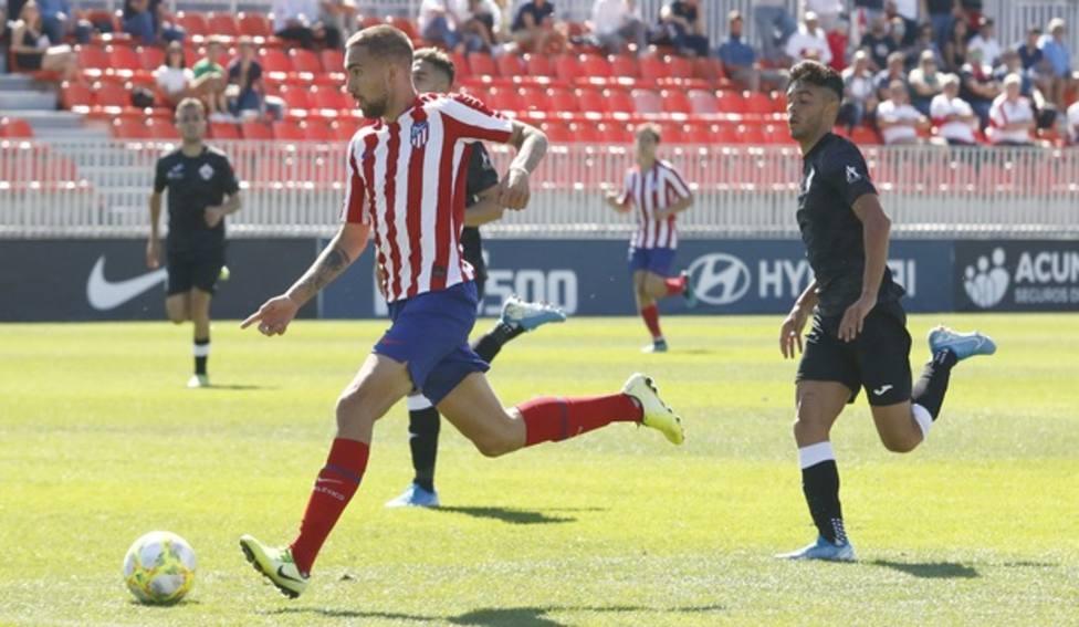 Darío Poveda se rompe el ligamento cruzado anterior de la rodilla derecha y deberá pasar por el quirófano