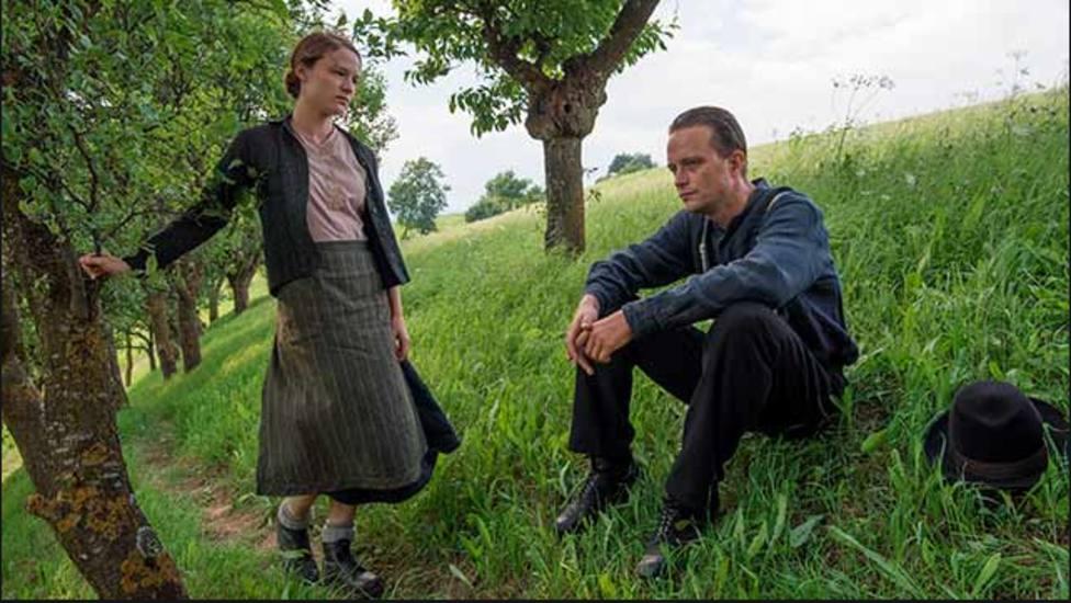 Este viernes se estrena Vida Oculta, el filme que narra la historia del agricultor que plantó cara a Hitler