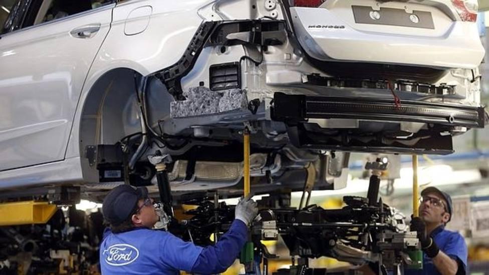 Factoría valenciana de Ford