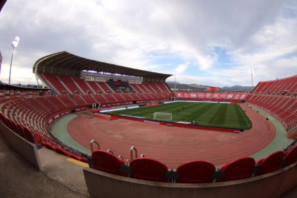 El estadio de Son Moix