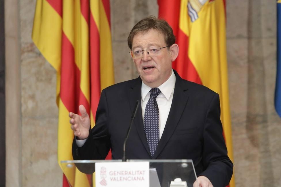 Puig insiste en el criterio de población para repartir los fondos: Somos solidarios pero queremos justicia
