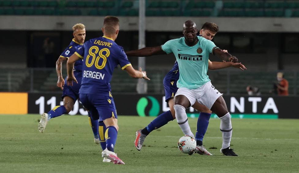 Hellas Verona vs FC Inter