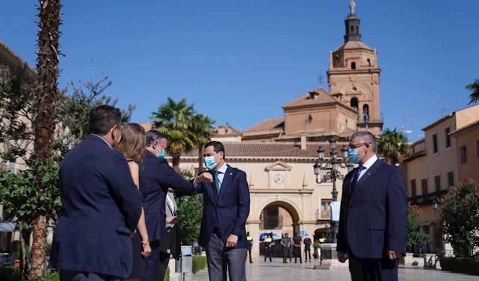 Moreno no ve necesarios confinamientos parciales a corto plazo y no descarta obligar al uso de mascarillas