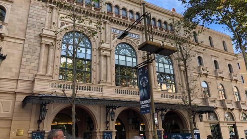 Fachada del Gran Teatre del Liceu - Abc